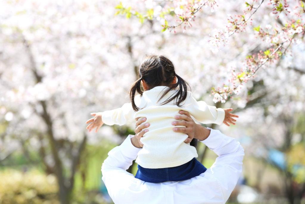 春の桜ロケーション撮影のすすめ♪