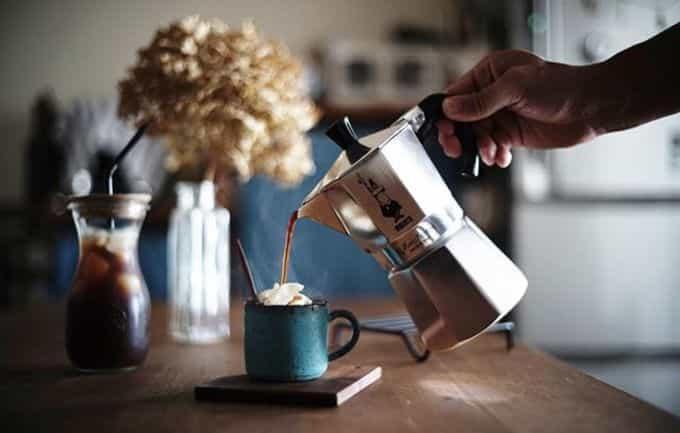 カフェインレス生活を始めました!